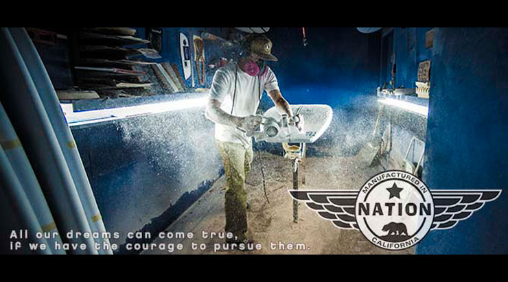Nation Surfboards