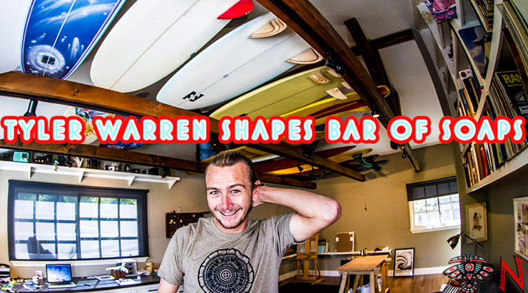 Tyler Warren Shapes Bar of Soaps