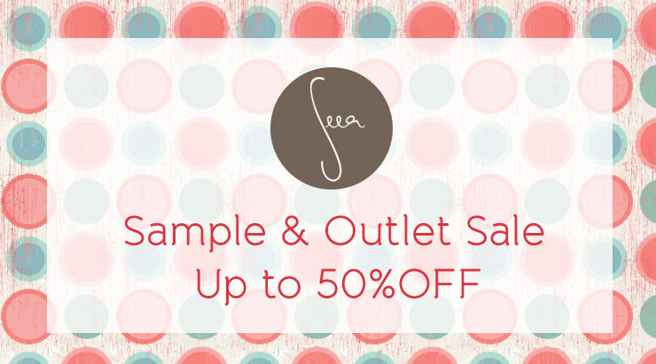 Seea Sample&Outlet Sale