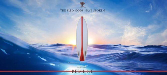 【特大号】Tyler Warren's Red Line タイラー・ウォーレンの新作レッドライン・インプレッション_(6372文字)