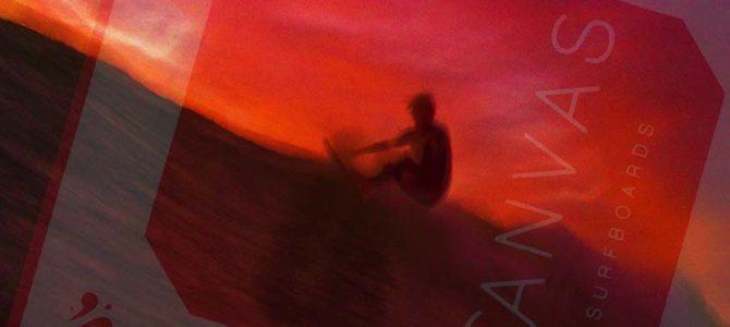 キャンバスサーフボード_ティントとグロスポリッシュ_ローカリズム_総帥とのウナクネミーティング動画_(1881文字)