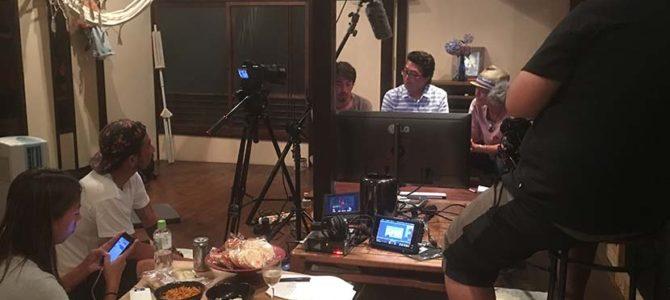 Abema TV『サーフィン研究所(仮題)』上級者編を収録中_最近のいろいろ_(1188文字)