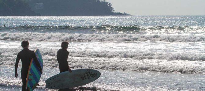 【だいたい特大号】Catch Surf Skipper Fishセッション@吉浜_(2178文字)