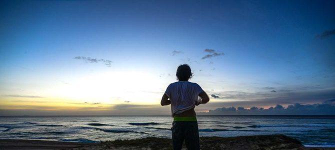噴火と雨の関係は、カウアイ島からハワイ島が500km_アヌエヌエ=虹_名店アロハエクスチェンジ_8ホテルのグルメガイドNo7_(1656文字)