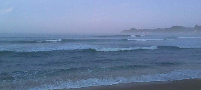 ポイントブレイク、クラシカルブレイクの不文律_海の日は湘南鵠沼海岸でRVCAビーチハウスオープン記念パーティ!!_(2880文字)