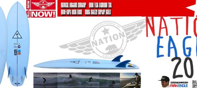 【特大号】NATION The Eagle 5'11″_羽根のように軽く、鷲のように速く_(2600文字)