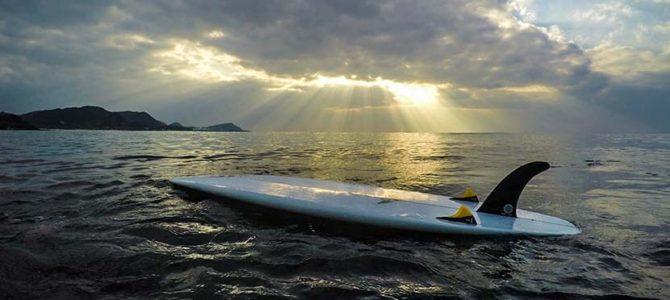 奄美サーフィン研究所報告その4【フィン形状と揚力の関係】_ 快感以上失神以下_(2060文字)