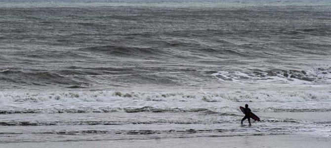 【サーフィン研究所:小説】昨日の波_(1700文字)
