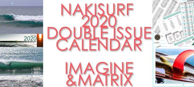 【サーフィン研究所特大号:伊豆まとめ三部作、後編】NAKISURFカレンダー2020ダブル_朝陽のフルジップ・パーカを手染しました!_さよならアンディ・ファミリー&ありがとう伊豆〜!_(3465文字)
