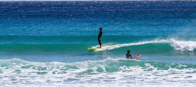 【サーフィン研究所@伊豆】教育ママゴンとサーフィンの相対性理論とは?_(1818文字)