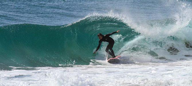 【サーフィン研究所移動日】励まし、寛容で前向きにする日_伊豆回想編&室戸スカシー@高知新聞_(2033文字)