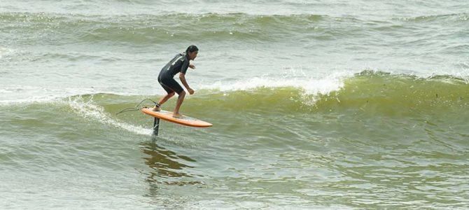 【サーフィン研究所】サーフィンという大輪の花_レイル加重について_サーフィン界の安倍晴明、抱井先生論文_(2287文字)