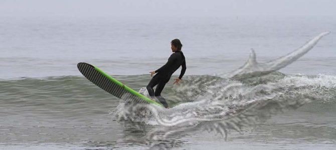【サーフィン研究所:週末渾身号】120リットルの古式乗り_(1539文字)