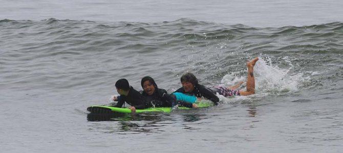 【サーフィン研究所:テクニック編】テイクオフで「平ら」とは?_10フィートボード・レンタル追加します_(1539文字)