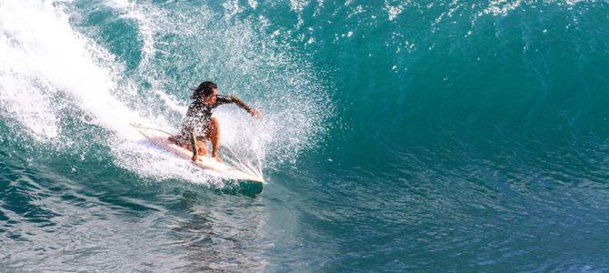 【サーフィン研究所:月末金曜日特大号】『スカシー・リーフ・シャッチョ風味』スラブ断裂帯の奇蹟_世界初の謙遜型ステッカー_(2538文字)