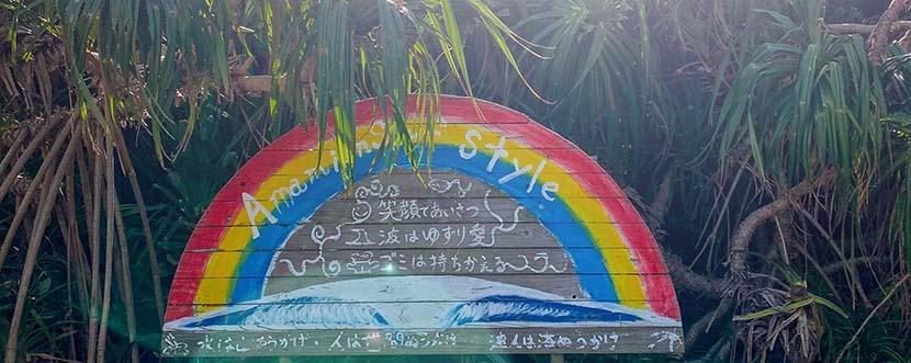 【サーフィン研究所奄美支局通信】人がこころを取り戻せる場所で、セドメのシゲタマ魂サーフを腹いっぱい_(1223文字)