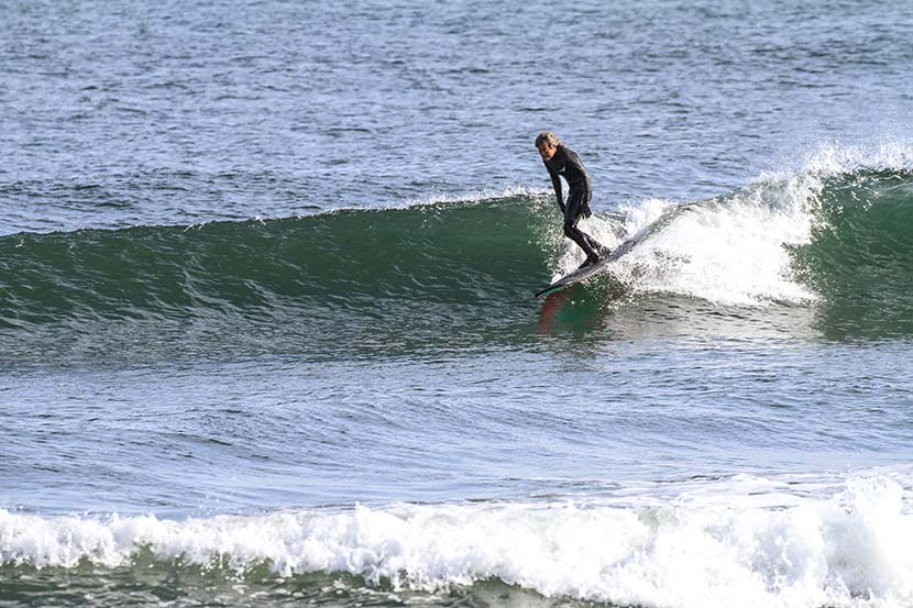 【サーフィン研究所】波が寄るというイディオム_追憶コスタリカ_(1431文字)