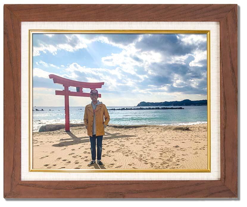 【サーフィン研究所】タキビ神とザ・クレセント_ピナクルな会社へ_新春おいしいもの_(1413文字)