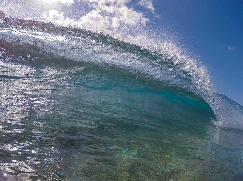 【サーフィン研究所】平らに落ちつつ、奄美タンカン&ニダーナ_(819文字)
