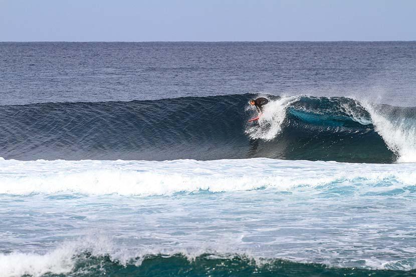【サーフィン研究所】カンフル・ガーデン修行にて参究したファースト・ウェーブ_(1729文字)