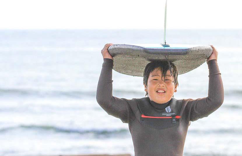 【サーフィン研究所千葉支局特大号】飛び戻ったイーグル・ジロー_(2395文字)