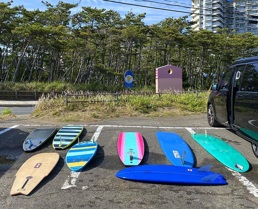 【サーフィン研究所千葉支局特大号】千葉に到着したジャイアンとガラさん前編_(2600文字)