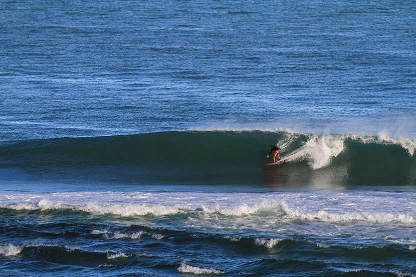 【サーフィン研究所】マジックボード話をNALU誌へ_ピルグリム&WHR@渋谷_マンダラ・コーヒー_(1206文字)