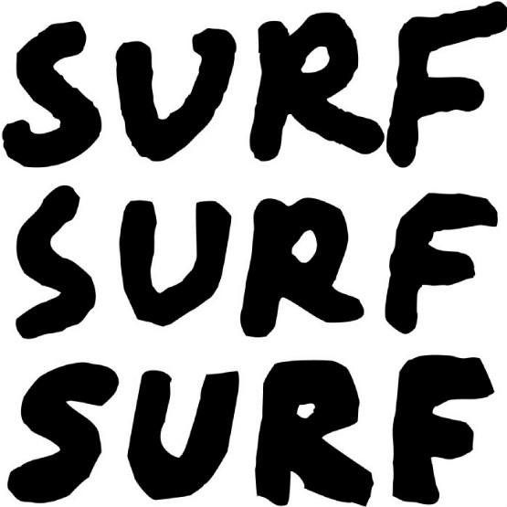 【期間限定受注生産】2012 手書き SURF X 3 サーマルTも残り2日で締め切りです!!