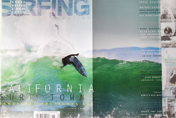 "『SURFING MAGAZINE』 2012年 5月号が入荷!待望の""カリフォルニア""特集号!!"