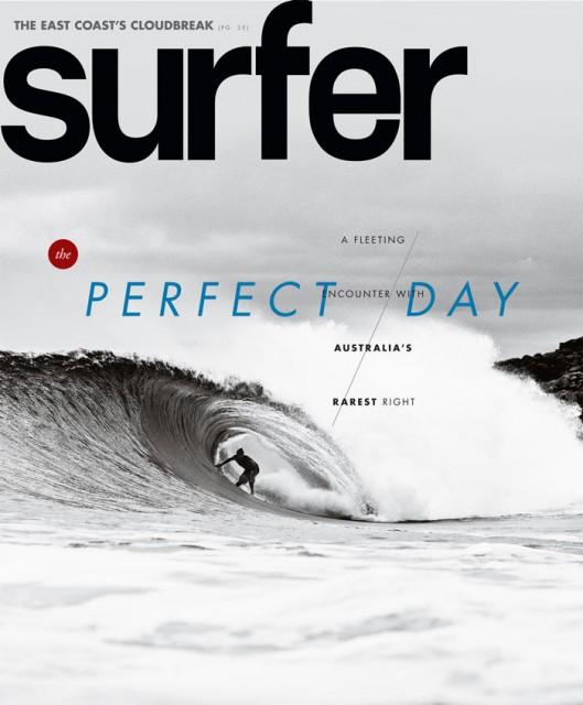 最新号『surfer』2012年6月号が入荷しました。特集は『パーフェクト・デイ』!!