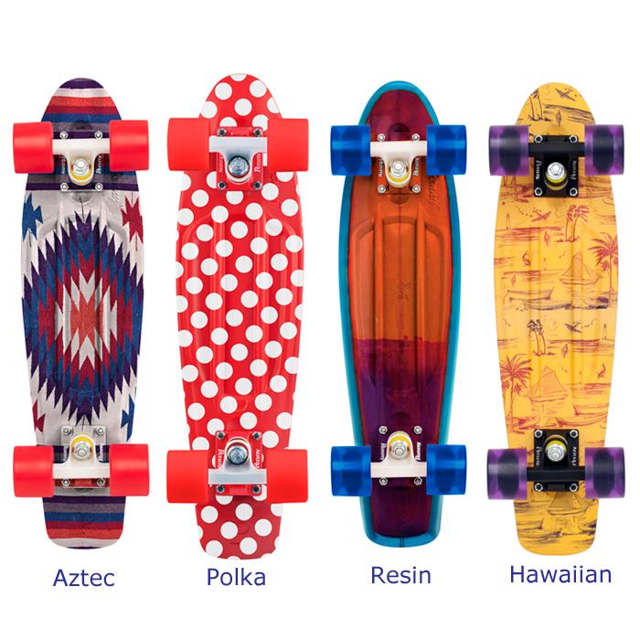 Penny Skateboard/ペニースケートボードのニューモデルが登場!_HOSOI ニッケルコンプリート_ホリデーシリーズ