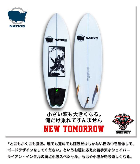 NEW TOMORROW