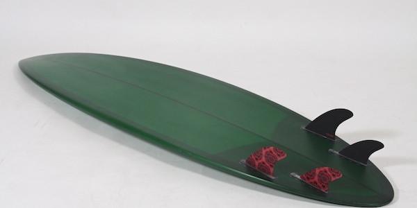 TYLER WARREN SURFBOARDS 【QUADRATIC FORMULA】詳細に迫る!