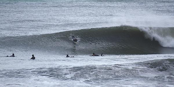 2014/12/21_今日の波情報_サイズアップ!いい波ありますよ〜