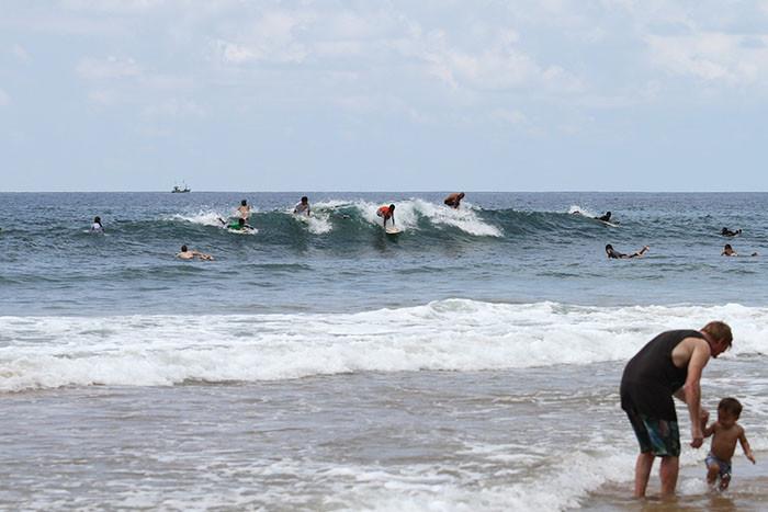 スリランカ サーフ ガイド