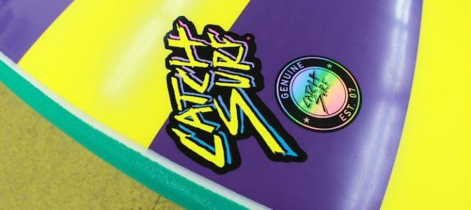 CATCH SURF 『The PLANK』開けてみた!_使用上の注意点や開封を10倍楽しむ方法♪