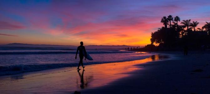 佳い波に 乗るために。