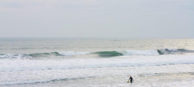 2017_01_08 波情報 カタ〜アタマ ワイドな波が目立ちます。