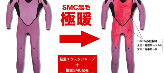 "Z1ブランド至上、最強の極暖ウェットスーツ!動くほどに温まる『Black & White""極暖バージョン""』登場!"