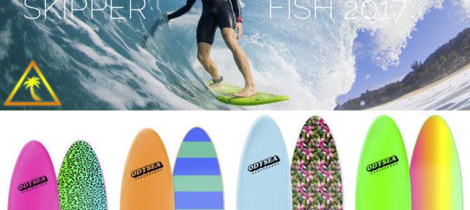 【NAKISURF 週刊ニュース】大好評につきCATCH SURF 2017モデル追加発注しました!やっぱりスゴイ Tyler Warren Shapesの魅惑!