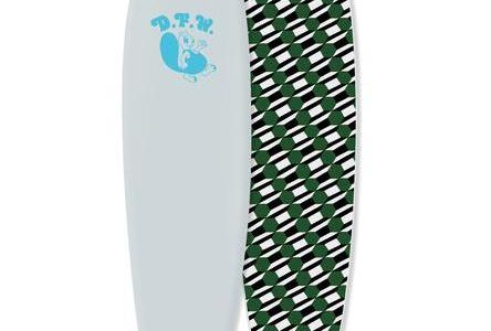 BARRY MCGEE Proモデル 7'0″ side bite fin【即納可能な千葉在庫入荷!】