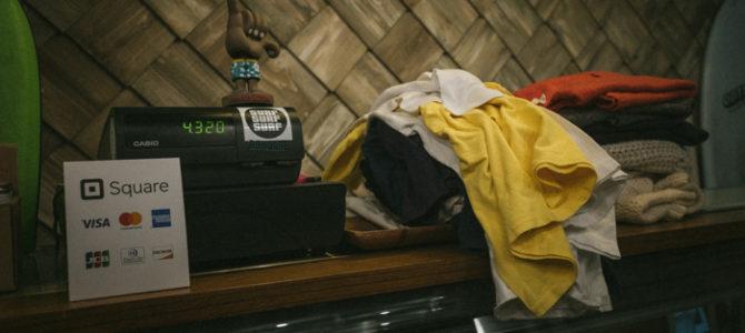 日本切ってのサーフタウン千葉一宮に「古着屋NAKISURF」まもなく開店です。
