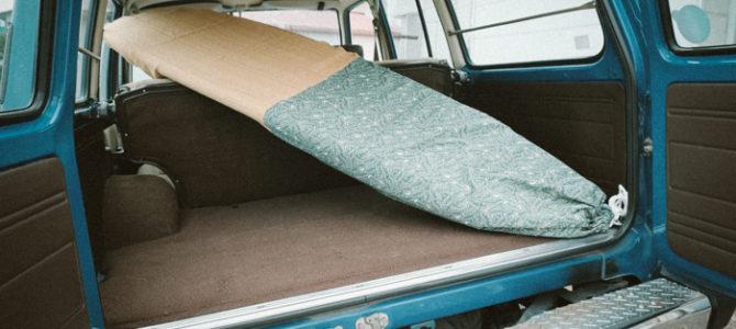 SAN ONOFRE SURF COMPANY(サンオノフレ・サーフカンパニー)オリジナルボードバッグ再入荷!