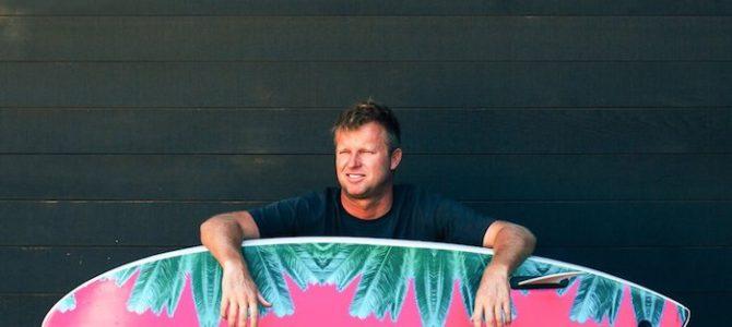 【CATCH SURF最新動画】Taj Burrowが54SPECIAL TAJ PROで華麗にサーフ♪