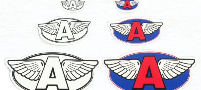 【デッドストック】マット・アーチボルドのプライベートブランド『Archy's Garage』ステッカー発見!
