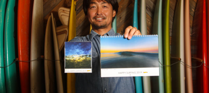 【NAKIPHOTOカレンダー2019】遂に遂に到着です!!!