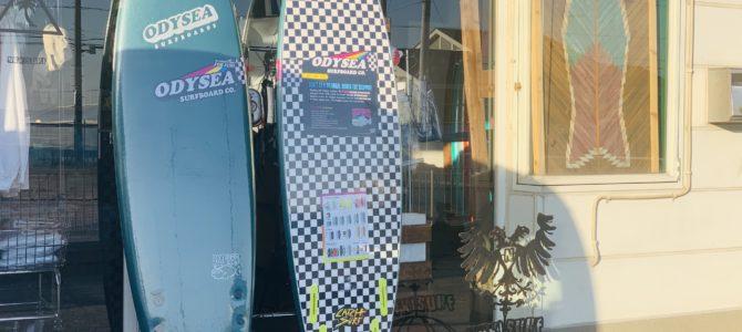 CATCH SURF スキッパーフィッシュ6'6″が再入荷しました!