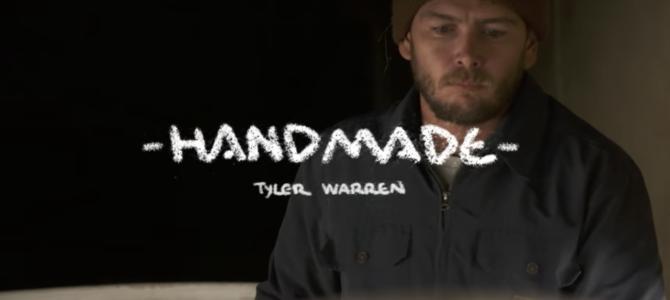 必見!TYLER WARREN(タイラー・ウォーレン)最新動画がSURFERからドロップ!