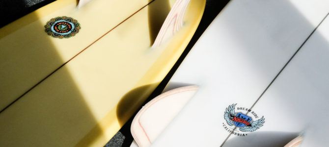 NAKISURF×TYLER WARREN(タイラー・ウォーレン)&NAKISURFオリジナルステッカーが遂に入荷!