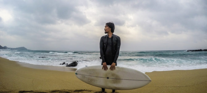 NAKISURF【奄美大島サーフトリップ編】DAY2